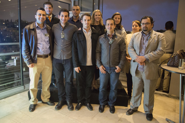 تقرير صحفي  بيوند كابيتال تطلق برنامج الاستثمار الاستطلاعي في الأردن
