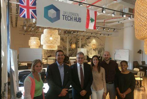 1776 Dubai to support Lebanese tech start-ups