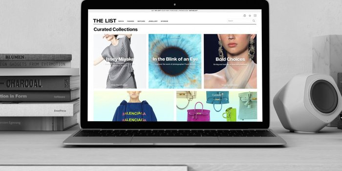 The Luxury Dubai based E-Commerce Platform The List Raises SEED Funds
