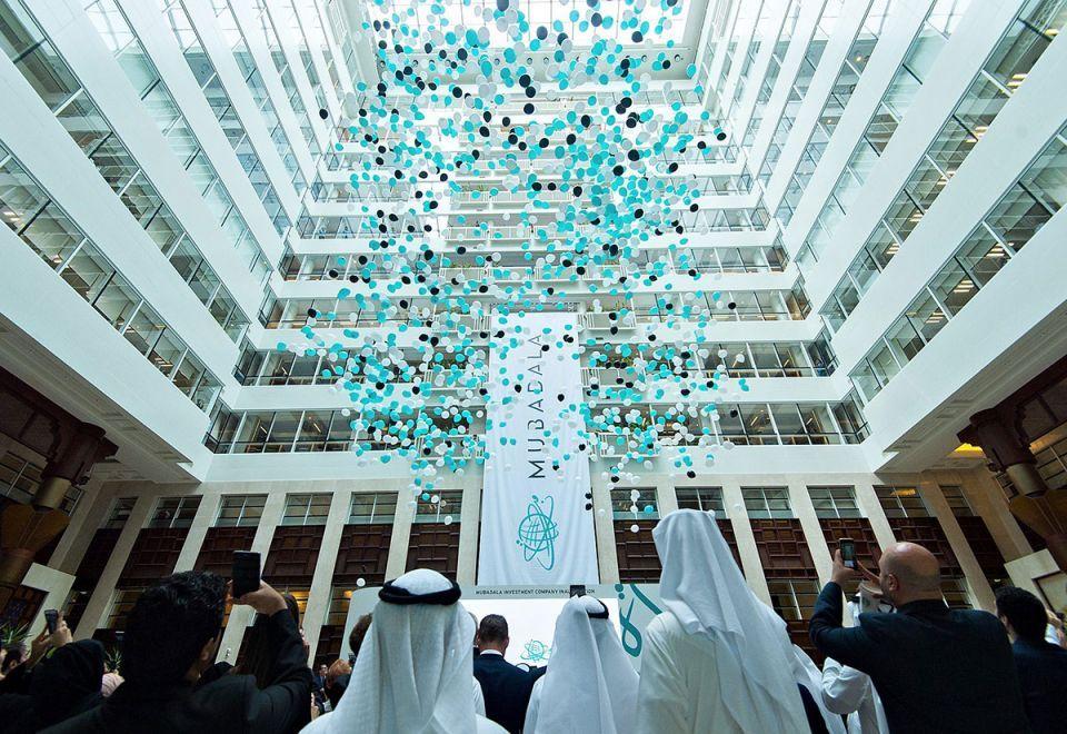UAE's Mubadala explores new investments, partnerships in Asia