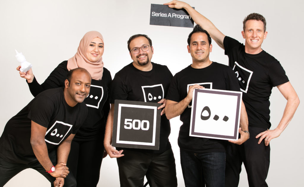 500 STARTUPS IS KICKING OFF THEIR 'MENA DOJO' PROGRAMME'S SECOND BATCH