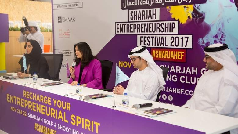 Sheraa launches Sharjah Entrepreneurship Festival