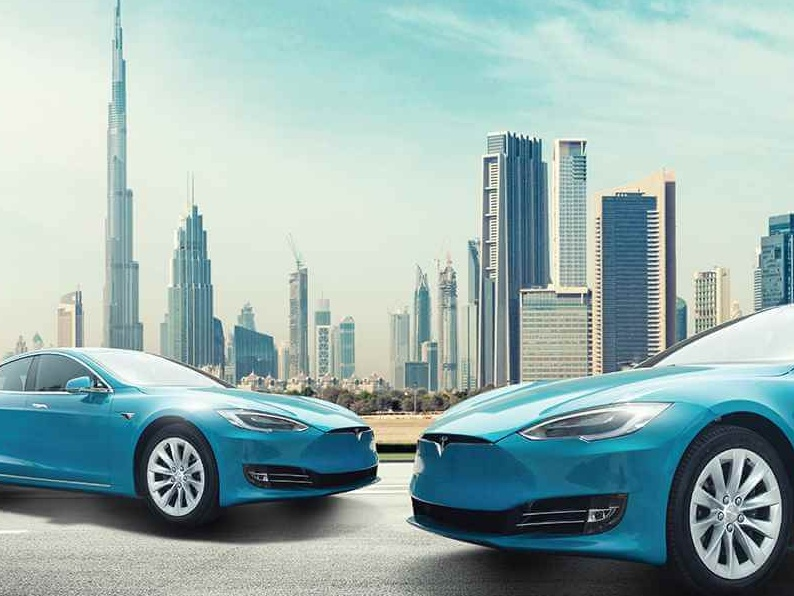 Most of the limo fleets of Uber and Careem in Dubai are to become environment-friendly by 2026