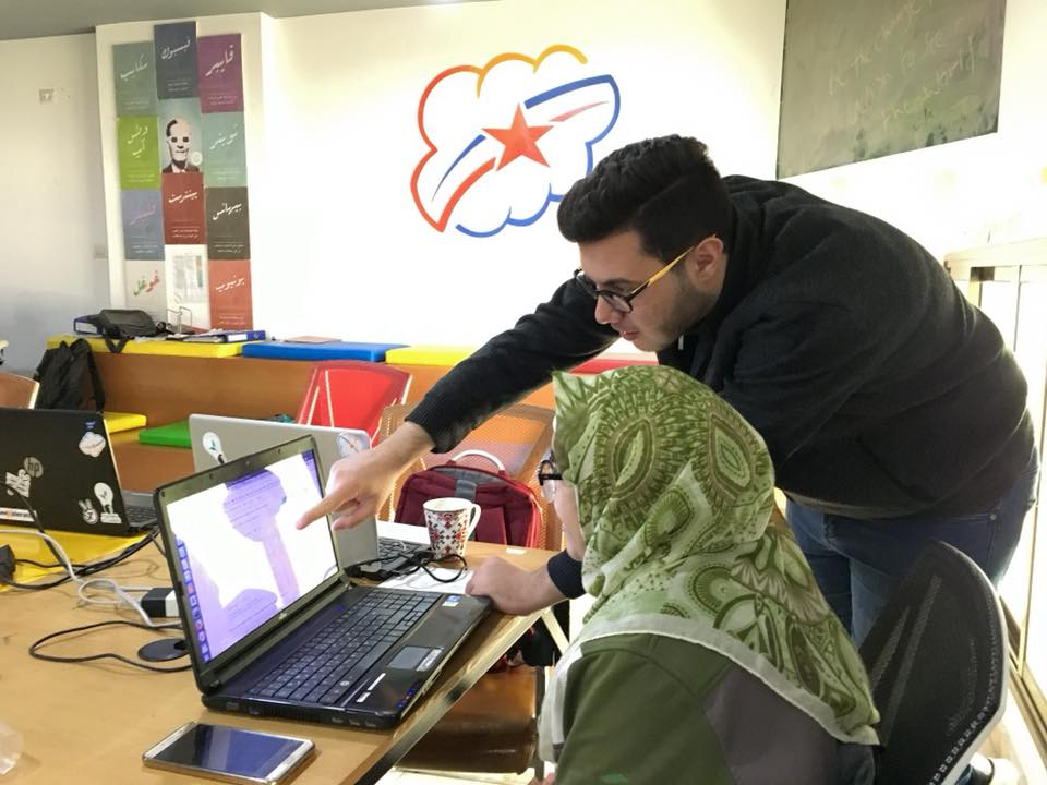 Palestine's First Full-stack Code Academy