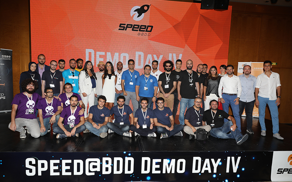 Speed@BDD Holds Its Fourth Demo Day