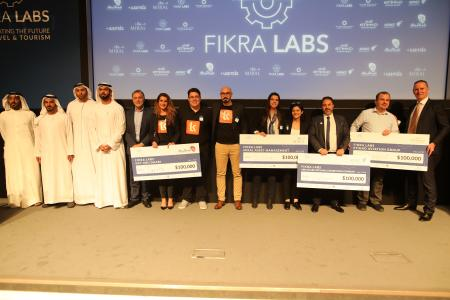 Fikra Labs Acceleration Programme awards $100,000 in investment to four winning MENA startups
