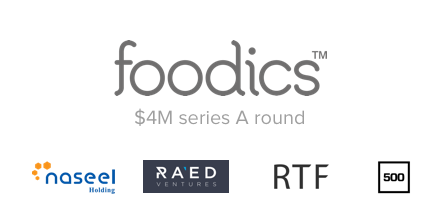 Foodics closed a $4 Million Round in One of the Largest Rounds for a Saudi Technology Company
