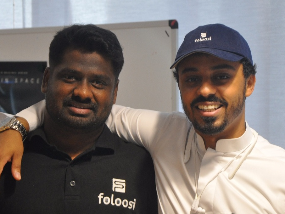 UAE fintech startup Foloosi raises Pre-SEED funding, looks to build the cashless society and provide payment solutions that serve all types of businesses