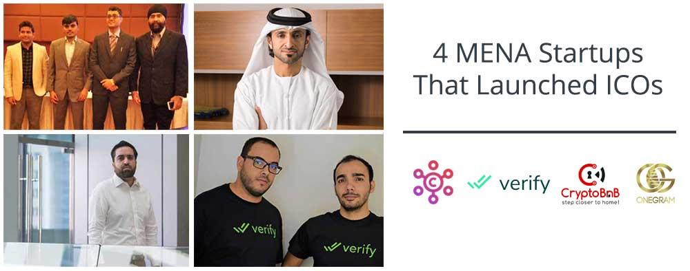 MENA Startups Using ICOs to Raise Funding