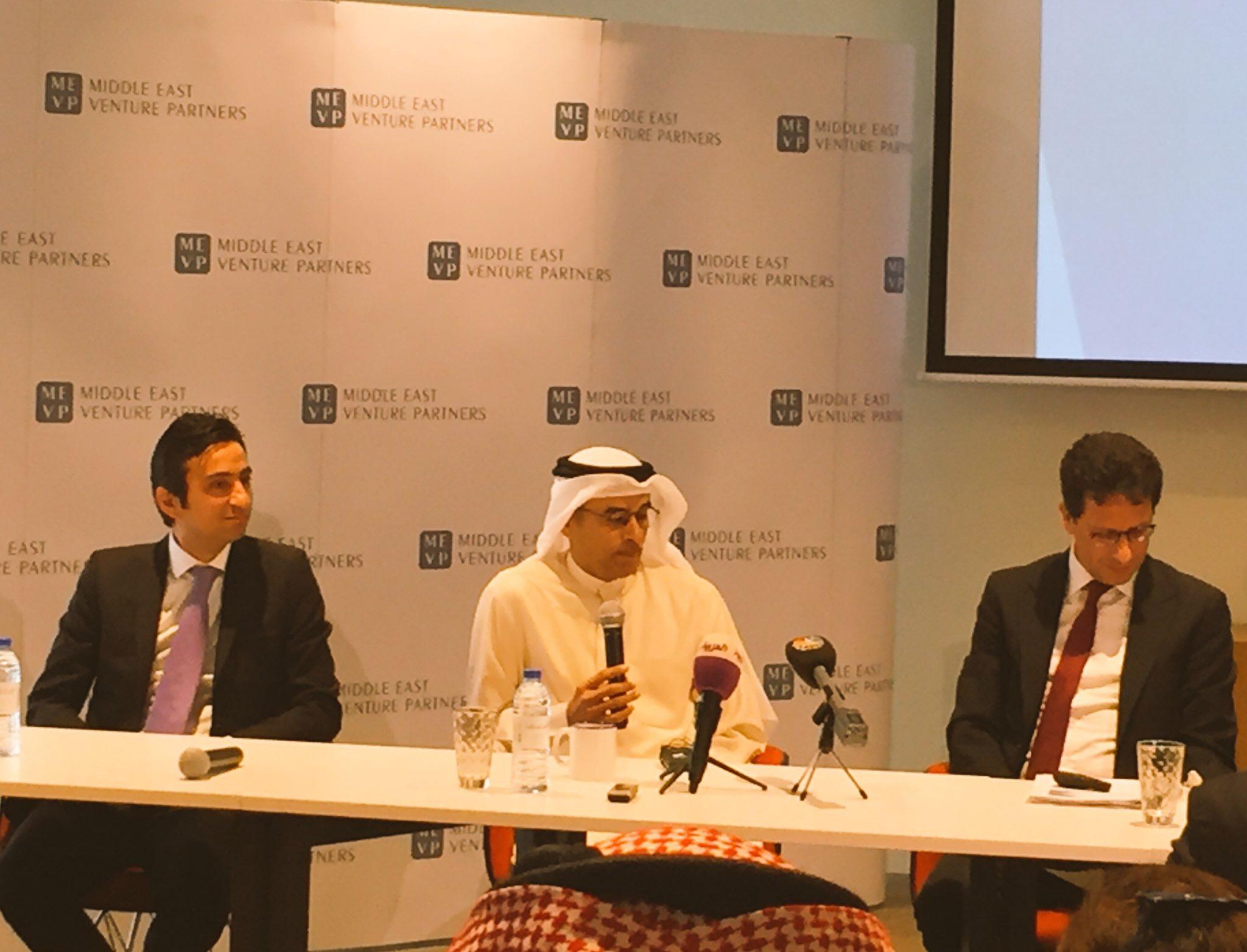 محمد العبار وMEVP يطلقان صندوقاً لرأس المال المخاطر  بقيمة 250 مليون دولار موجهاً لمنطقة الشرق الأوسط وشمال أفريقيا