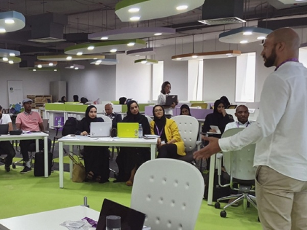 Information Technology Authority (ITA) announces the first Sas based Accelerator program in the MENA region, powered by Google Developers Launchpad Program