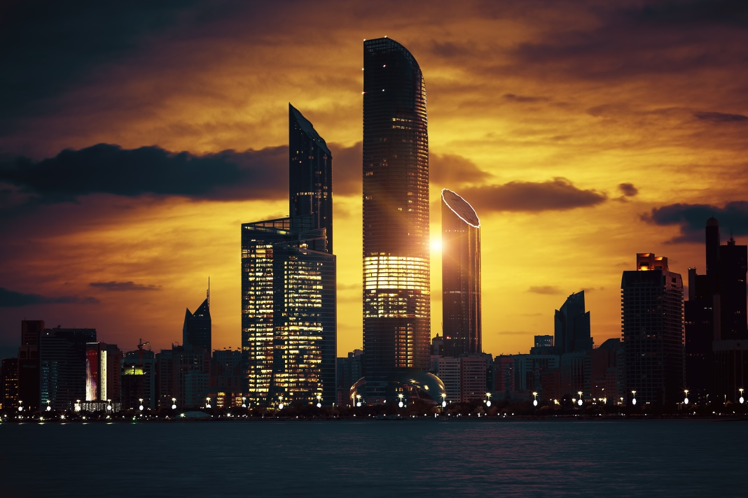 Abu Dhabi Makes Another Pitch To Be The Region's Fintech Hub