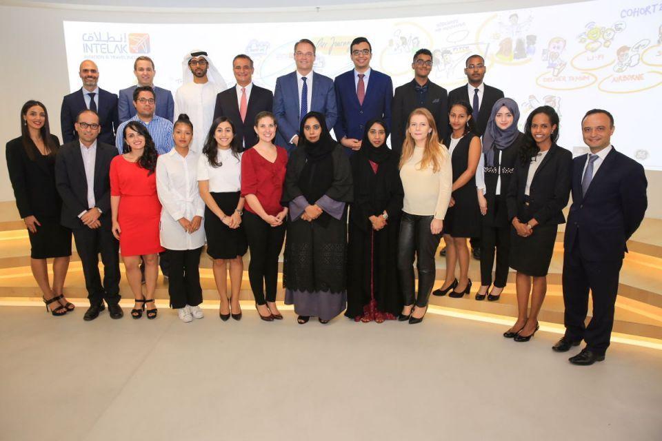 Four start-up teams graduate from Intelak Incubator's second programme