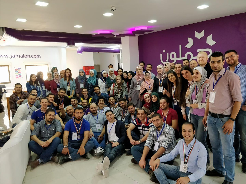 جملون تستمر في تغيير وجه سوق النشر العربي بعد جولة تمويل ناجحة بقيمة تجاوزت 10 مليون دولار