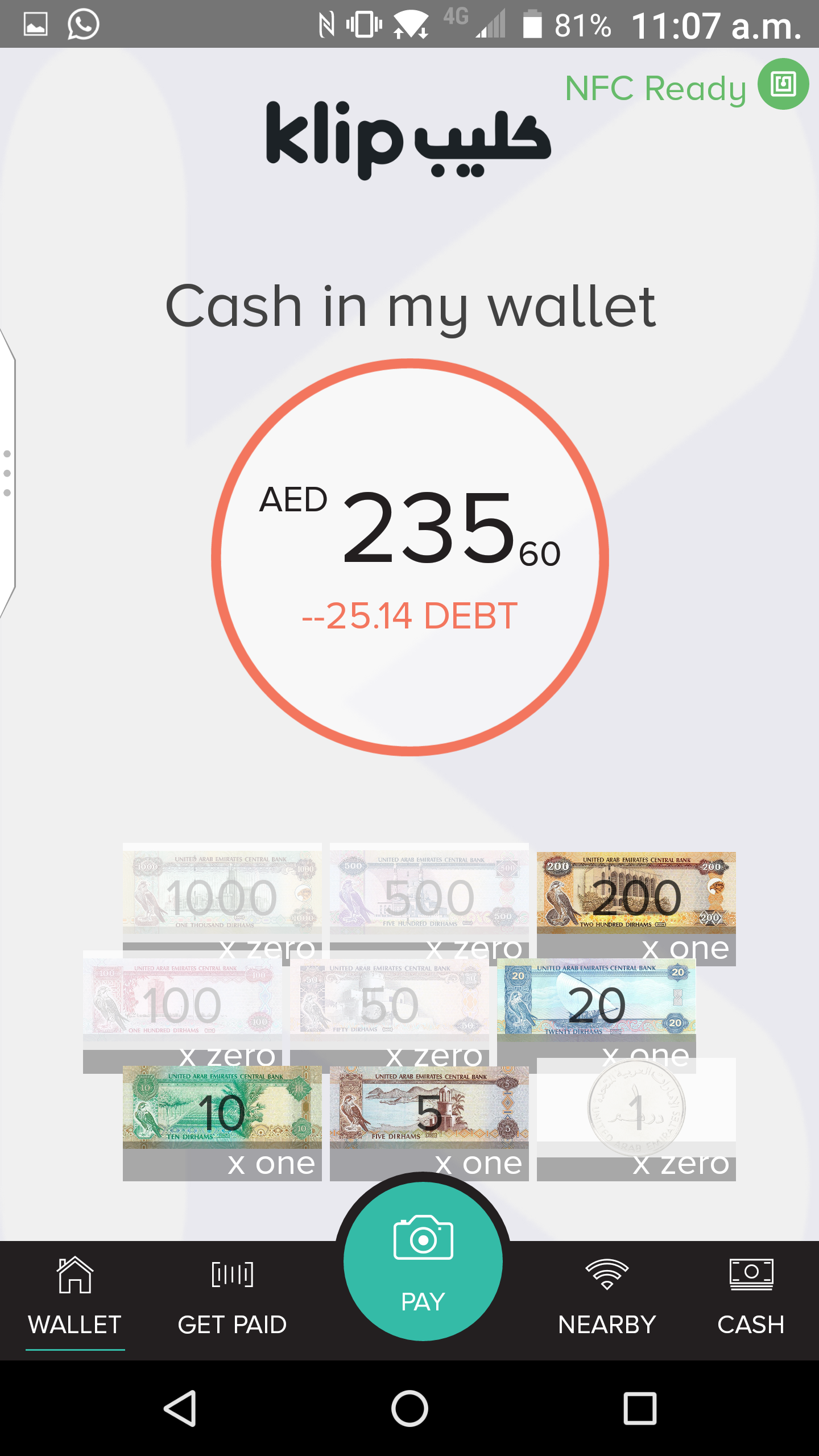 Major Step Taken Towards Making UAE Cashless Society