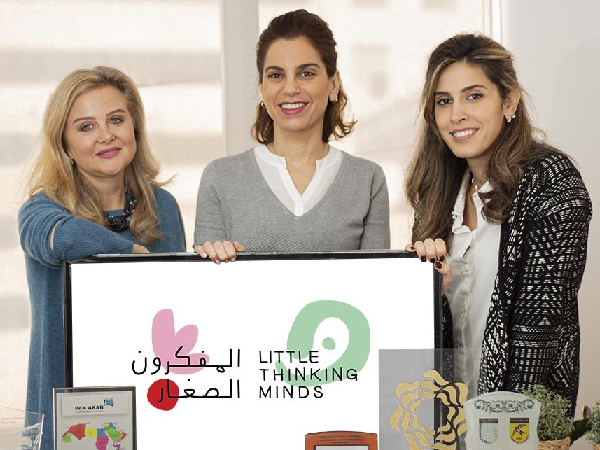 Little Thinking Minds close their $1.765M Series A funding round as they seek to improve learning outcomes for school-aged children in the MENA region and beyond