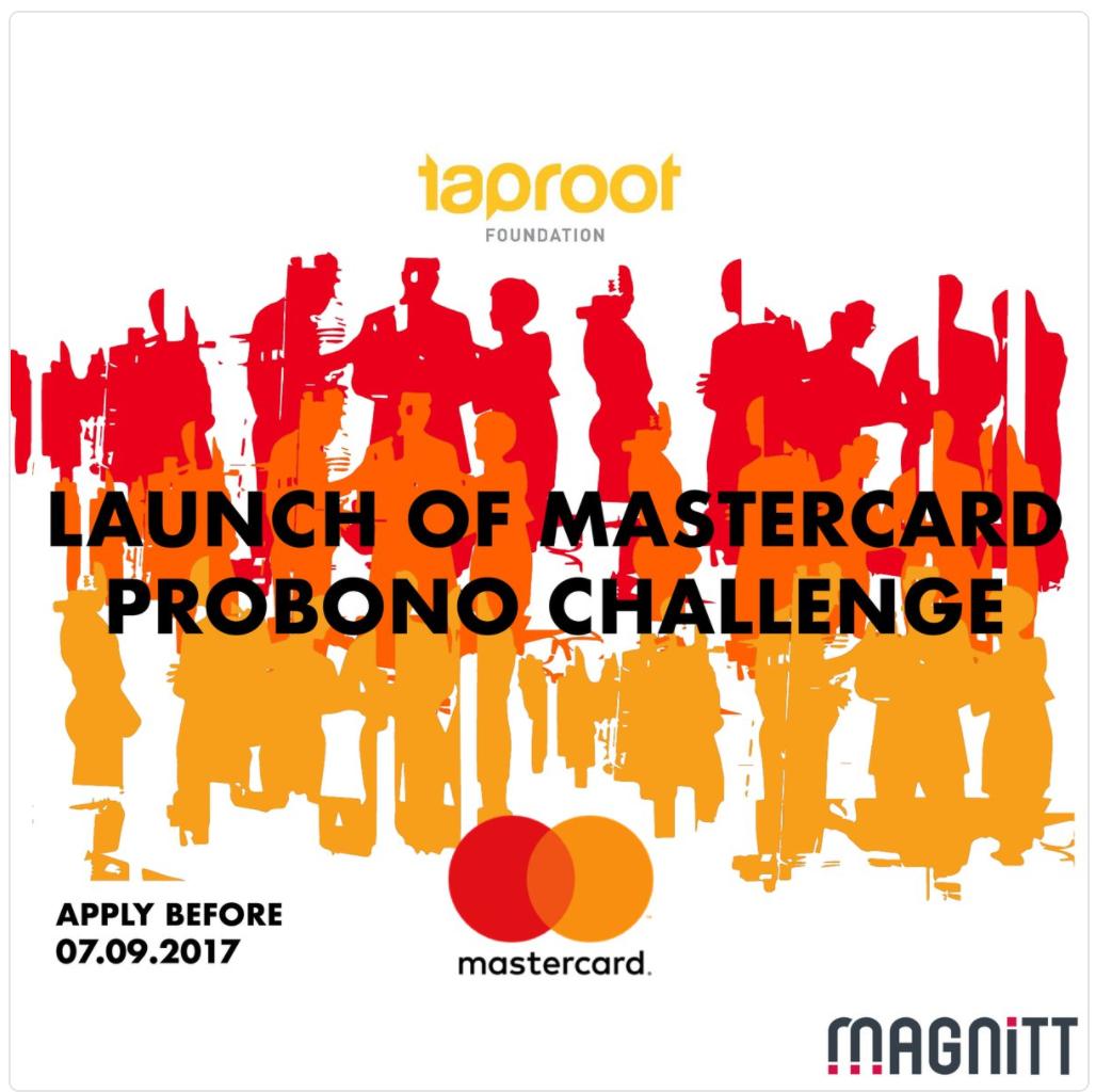 Mastercard ProBono Challenge