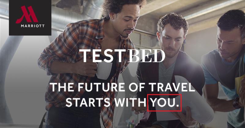 ماريوت الدولية تطلق برنامج TestBED في الشرق الأوسط وإفريقيا