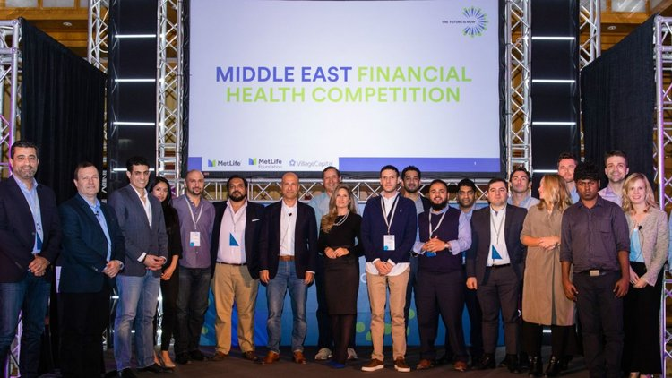 MENA Startups Win Grants At Middle East Financial Health Startups Forum in Dubai