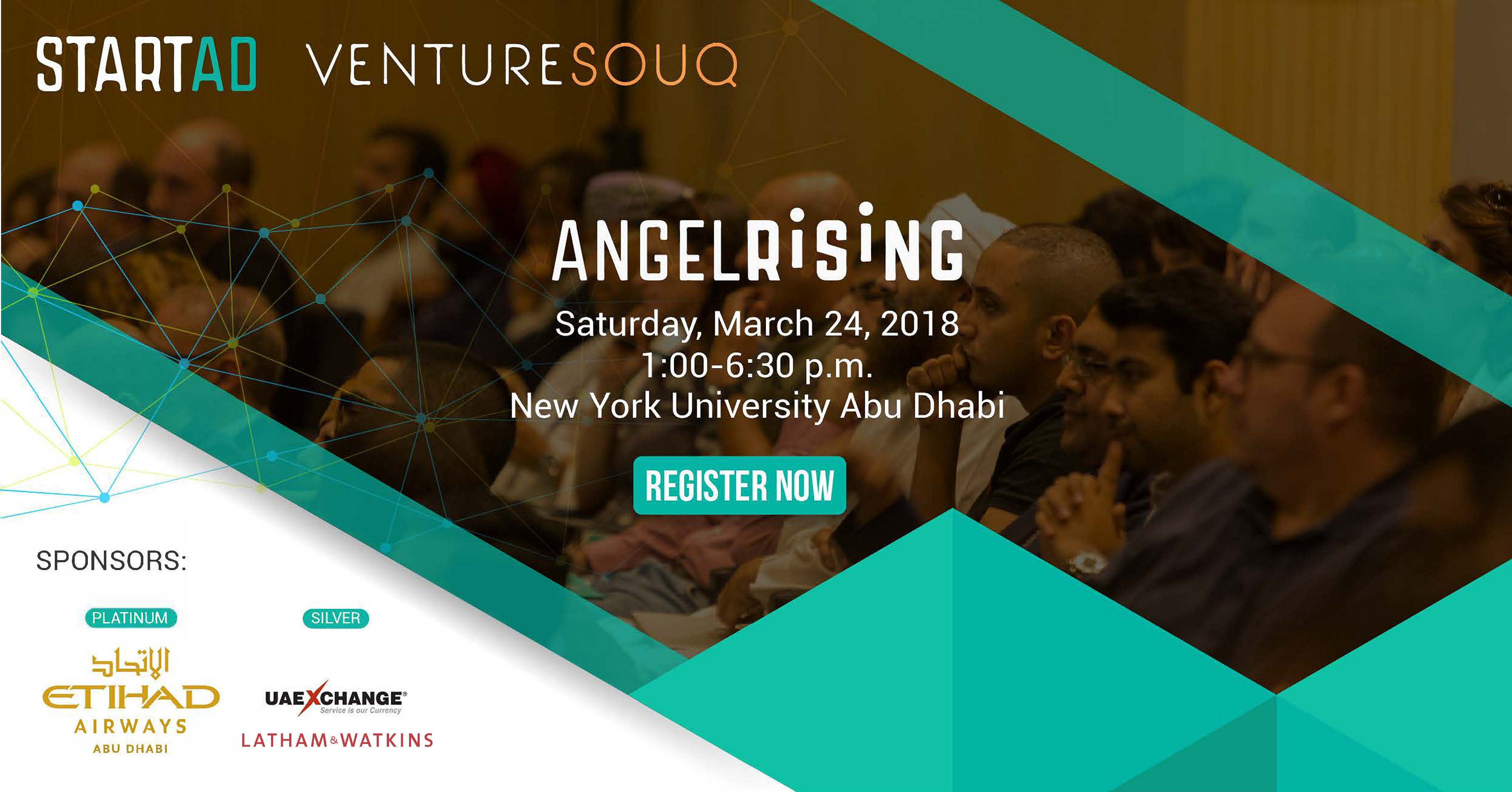 Angel Rising seeks to empower local angel investors and strengthen foundation for entrepreneurial ecosystem in the UAE