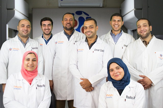 Nawah Scientific closes $1M Pre-Series A round