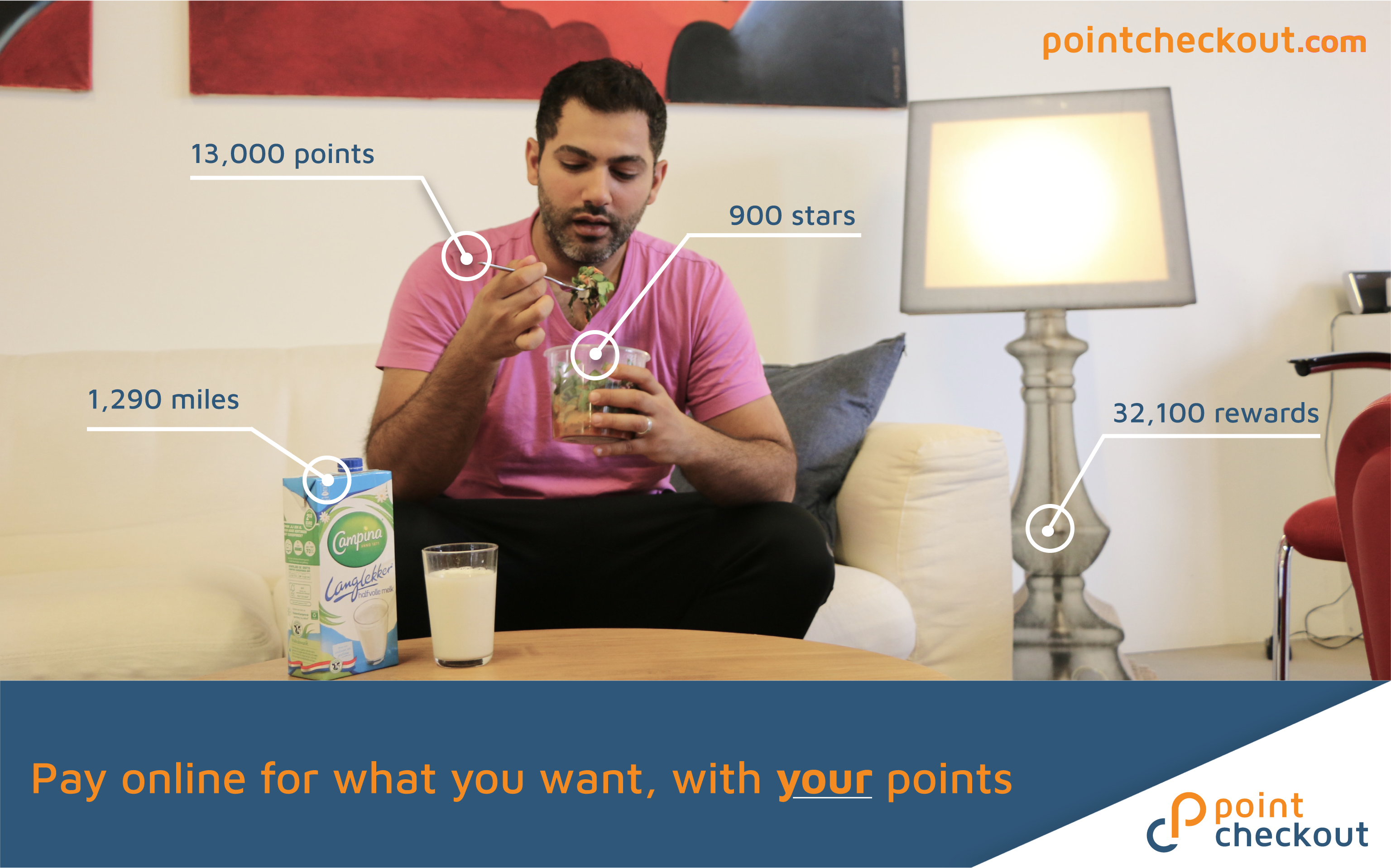 PointCheckout raises $600k to let users pay online with their reward points