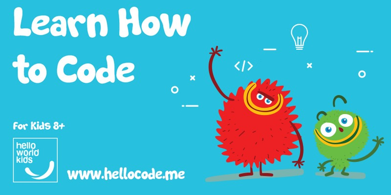 "HelloWorldKids launches self-learning coding plaftorm ""HelloCode.me"""