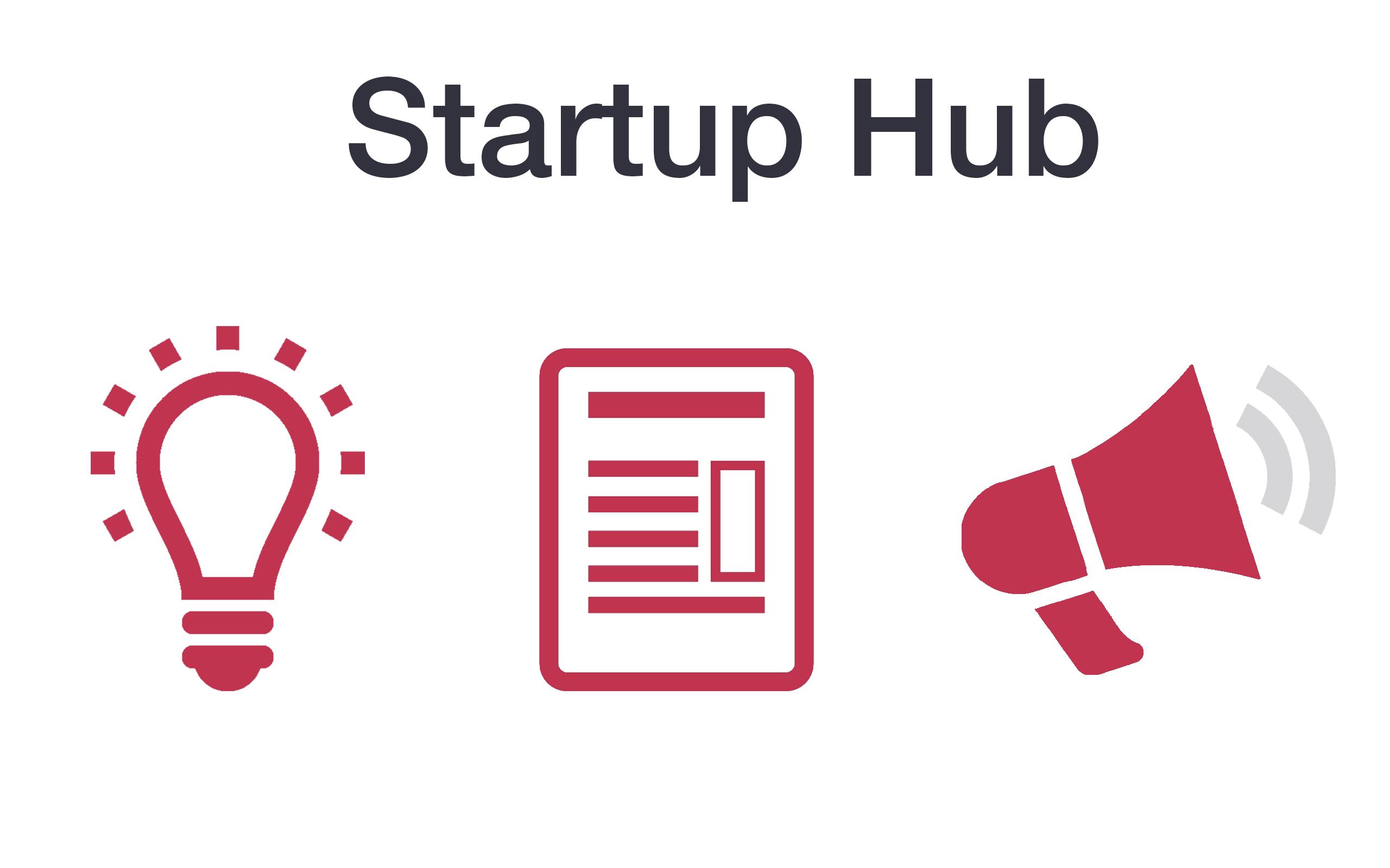 STARTUP HUB | MENA STARTUPS IN ONE STOP