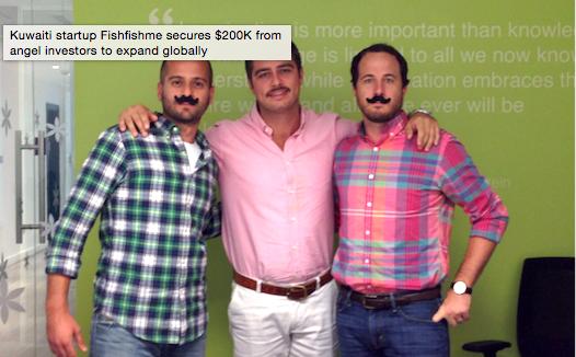 Kuwaiti startup Fishfishme secures $200K