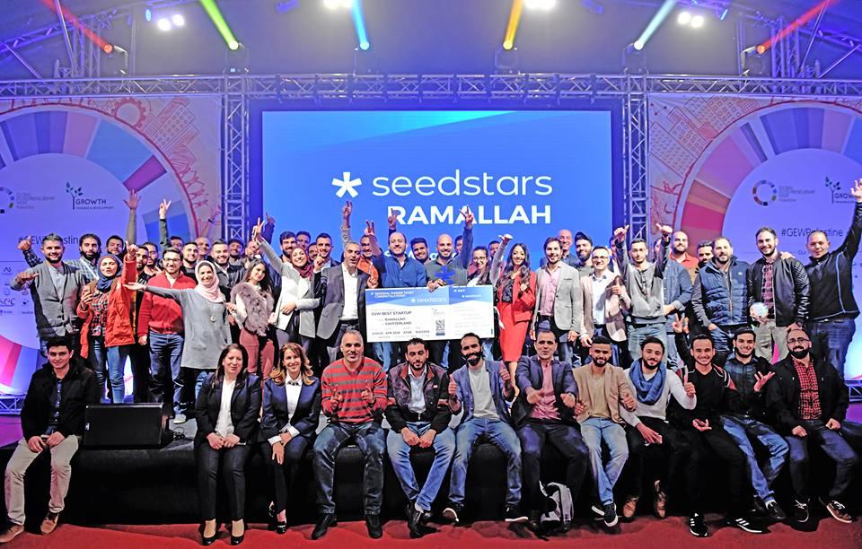 SeedStars Palestine winning team selected!