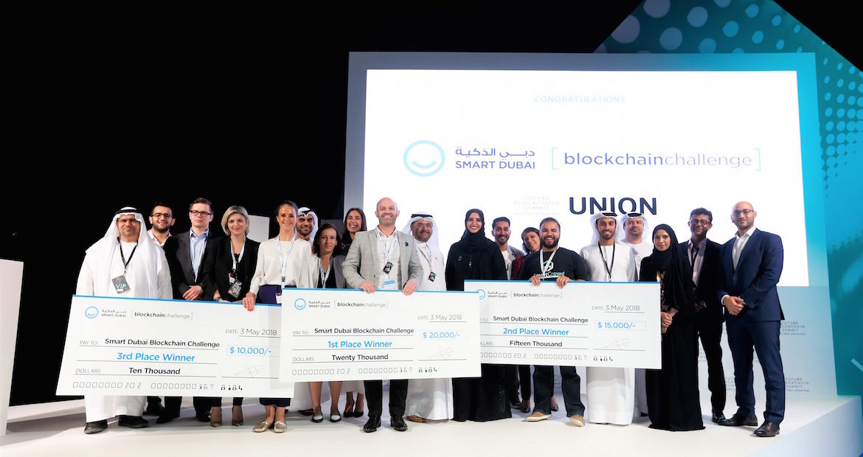 Startup Aiding Syria Through Blockchain Wins At Smart Dubai Challenge