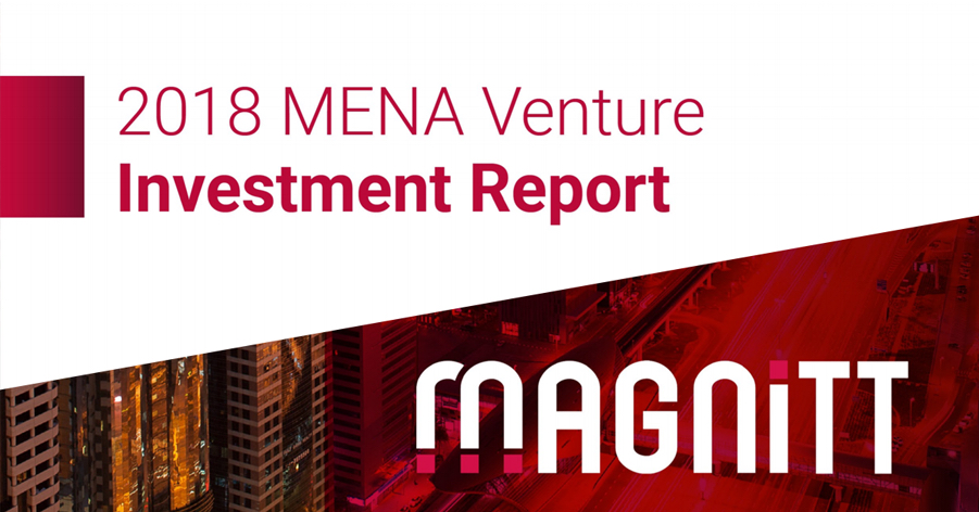 Total startup funding in MENA up by 31%, as revealed by MAGNiTT 2018 MENA Venture Investment Report