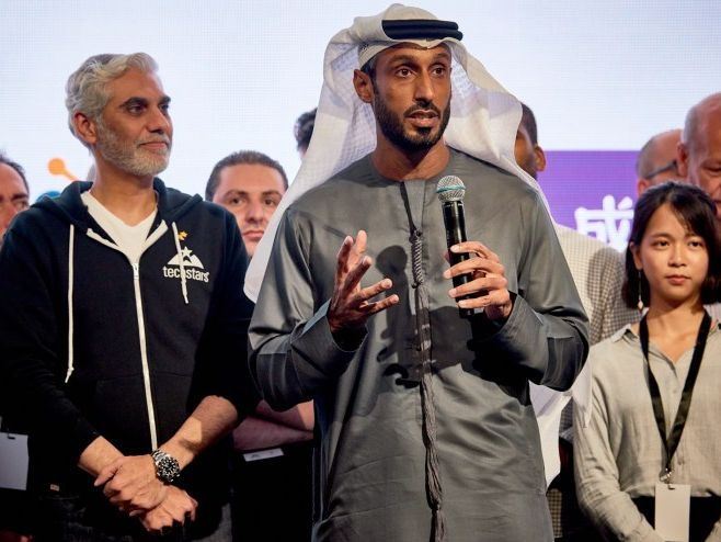 10 startups win lifetime support and $2M in perks after showcasing at the Techstars Dubai demo day