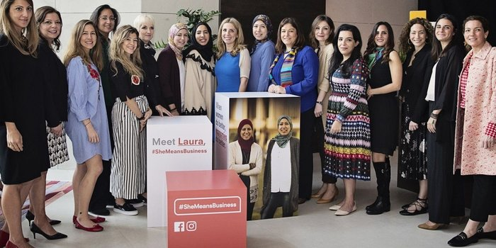 How Female Entrepreneurs Hold Their Business in the MENA Region