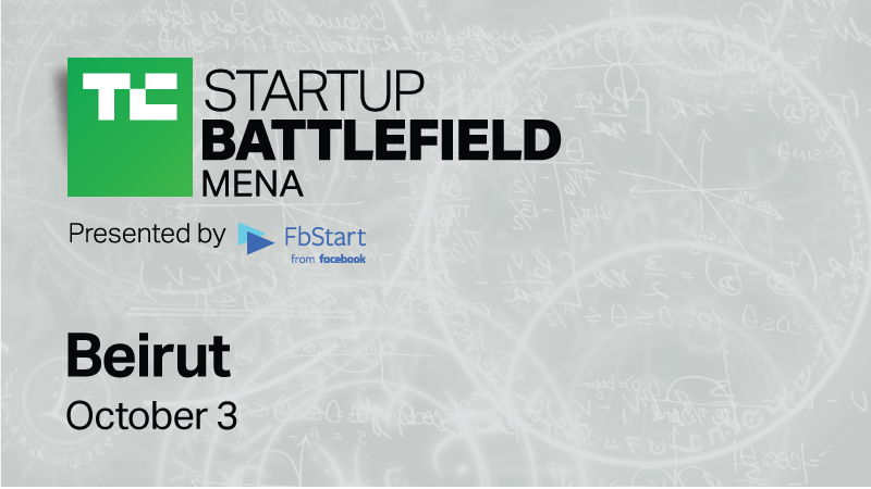 TechCrunch's premiere startup competition comes to the MENA region