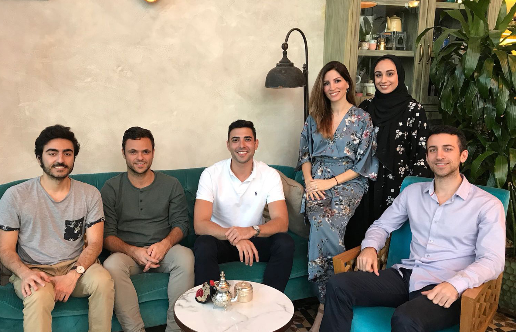 Sarwa, the first regulated automated investment advisory platform in the region, raises over $1.3M in its pre-series A round of financing