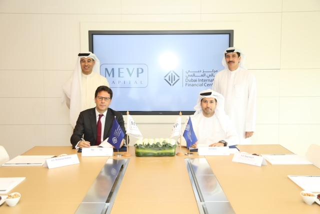 مركز دبي المالي العالمي يوقع مذكرة تفاهم  مع شركة Middle East Venture Partners بهدف تعزيز المنظومة التقنية لاستثمارات رأس المال الجريء في المنطقة