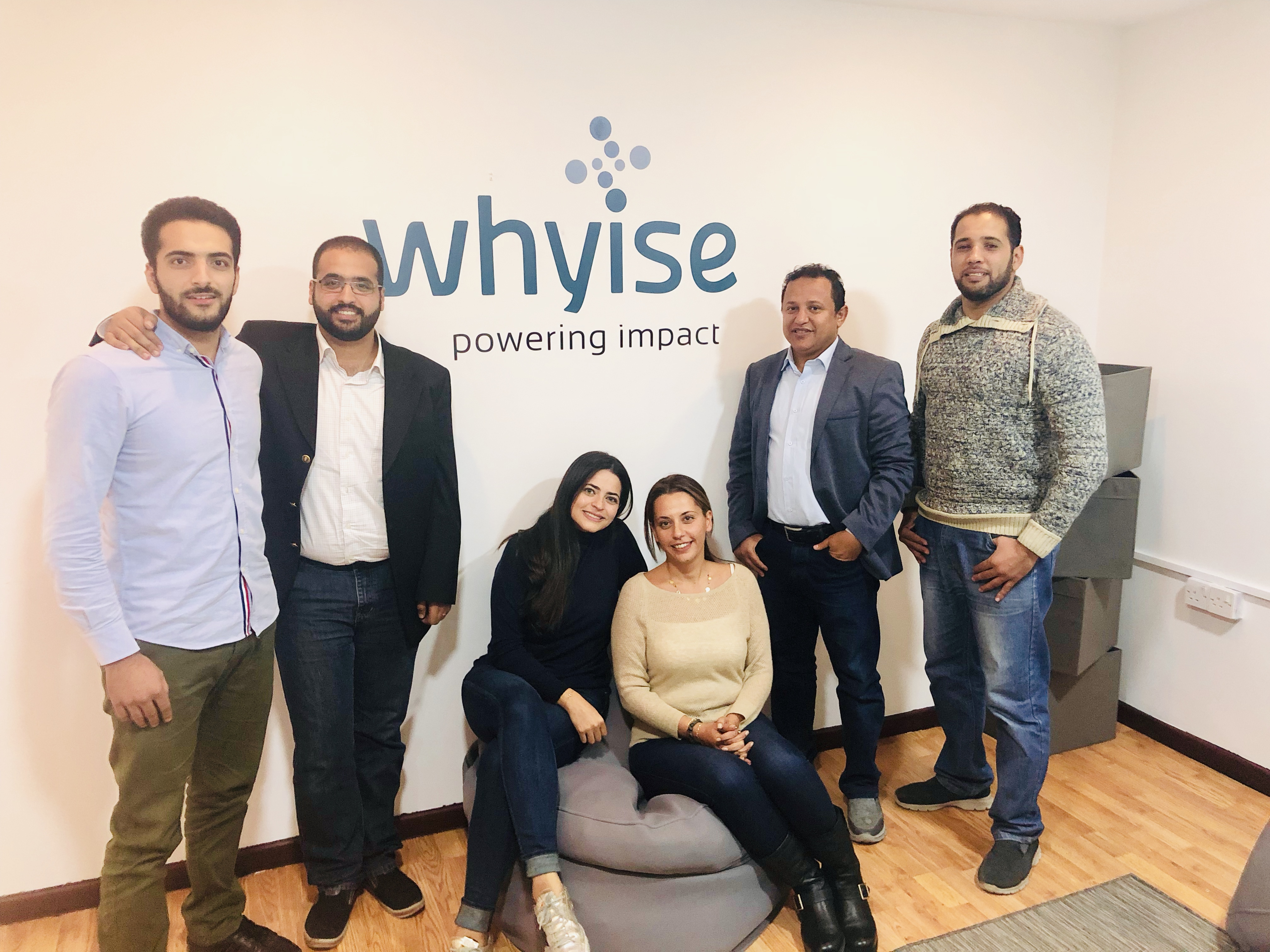 Amman-based startup Whyise raises SEED round