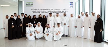 Khalifa Fund signs MoU with ADNOC to boost cooperation on enhancing entrepreneurship