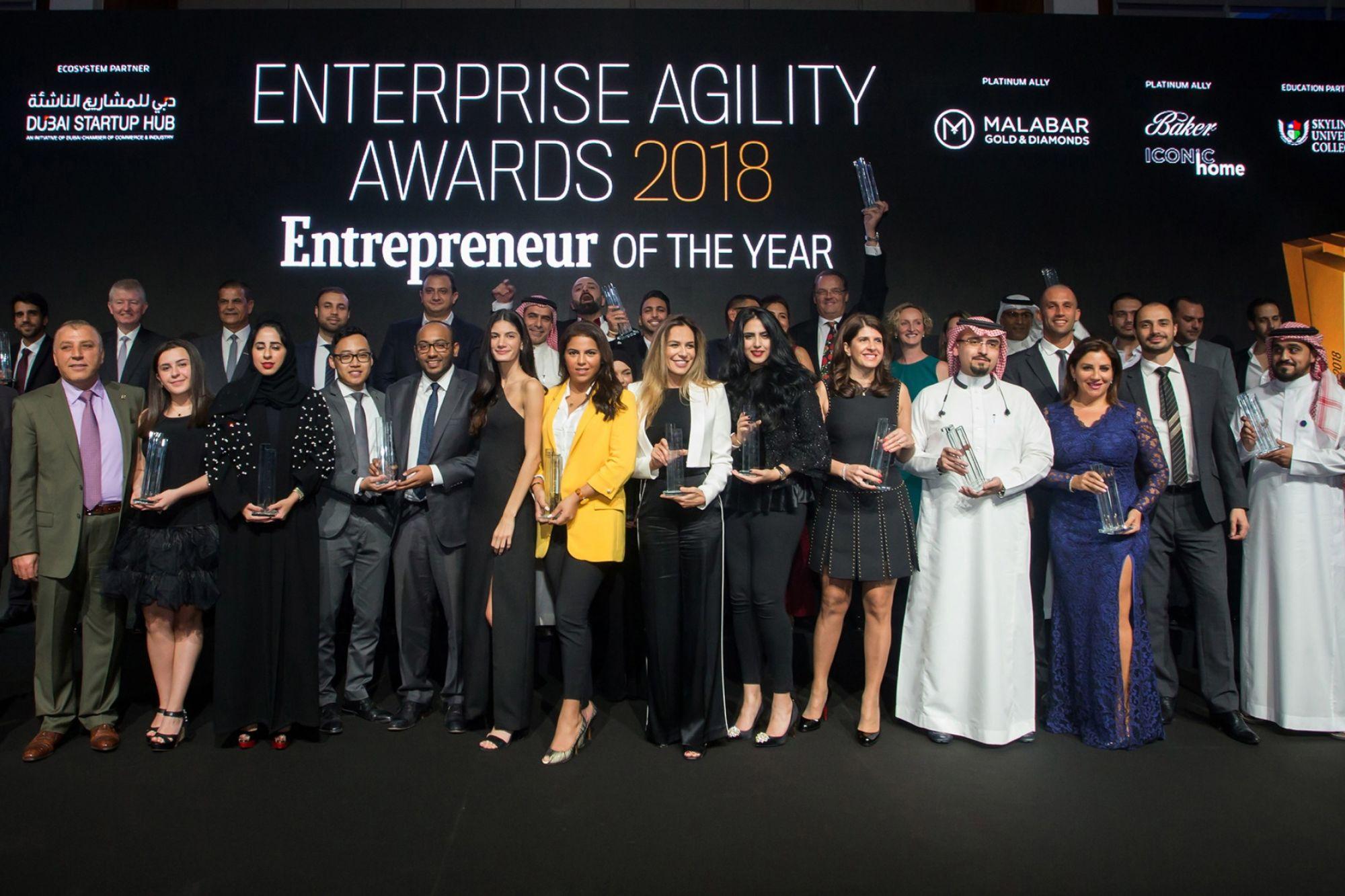 The Recap: Enterprise Agility Awards 2018