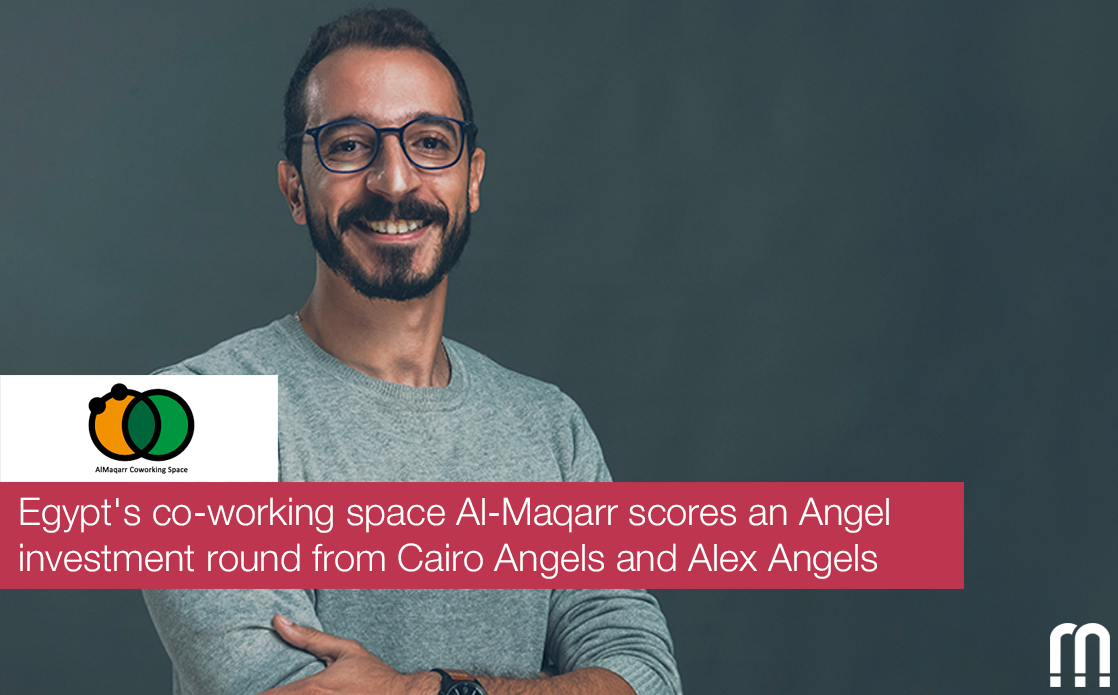 Egypt's Co-working Space Al-Maqarr Scores Investment From Cairo Angels