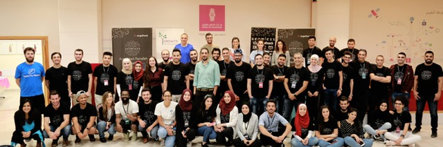 65 Participants From All Over Palestine Partake In AngelHack Ramallah Hackathon 2018