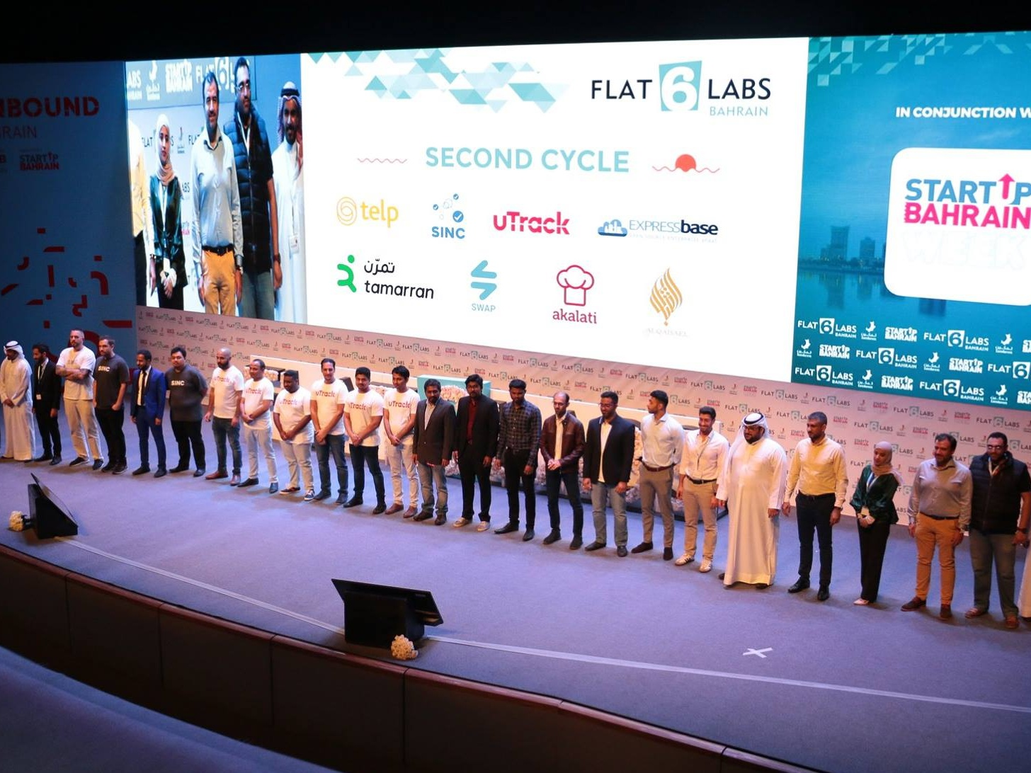 Flat6Labs Bahrain holds their second demo day featuring 8 innovative startups