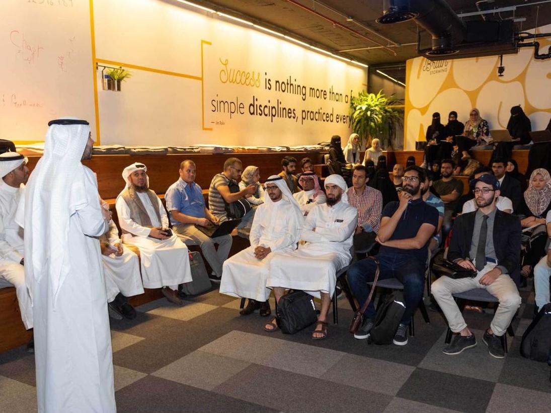 The Badir Program to help Hajj Hackathon participants to bring their business ideas to life
