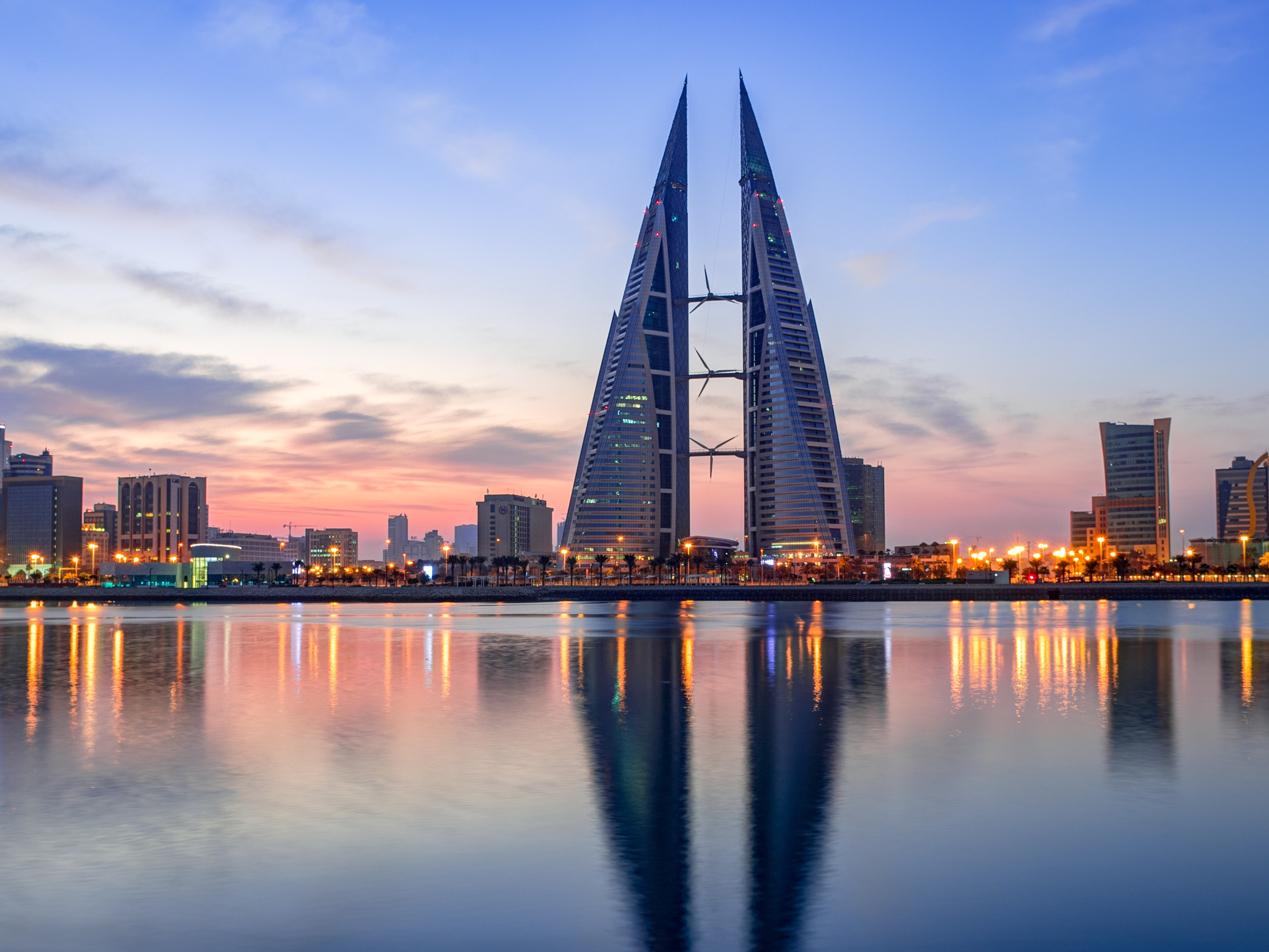 Bahrain FinTech Bay to partner with SES to develop the space technology scene of the country
