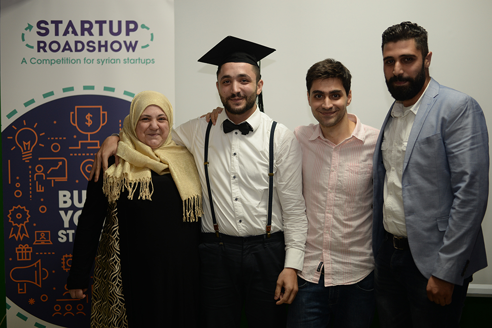 Home Chef Lebanon and Loop Won the First Prize at the Startup Roadshow in Beirut