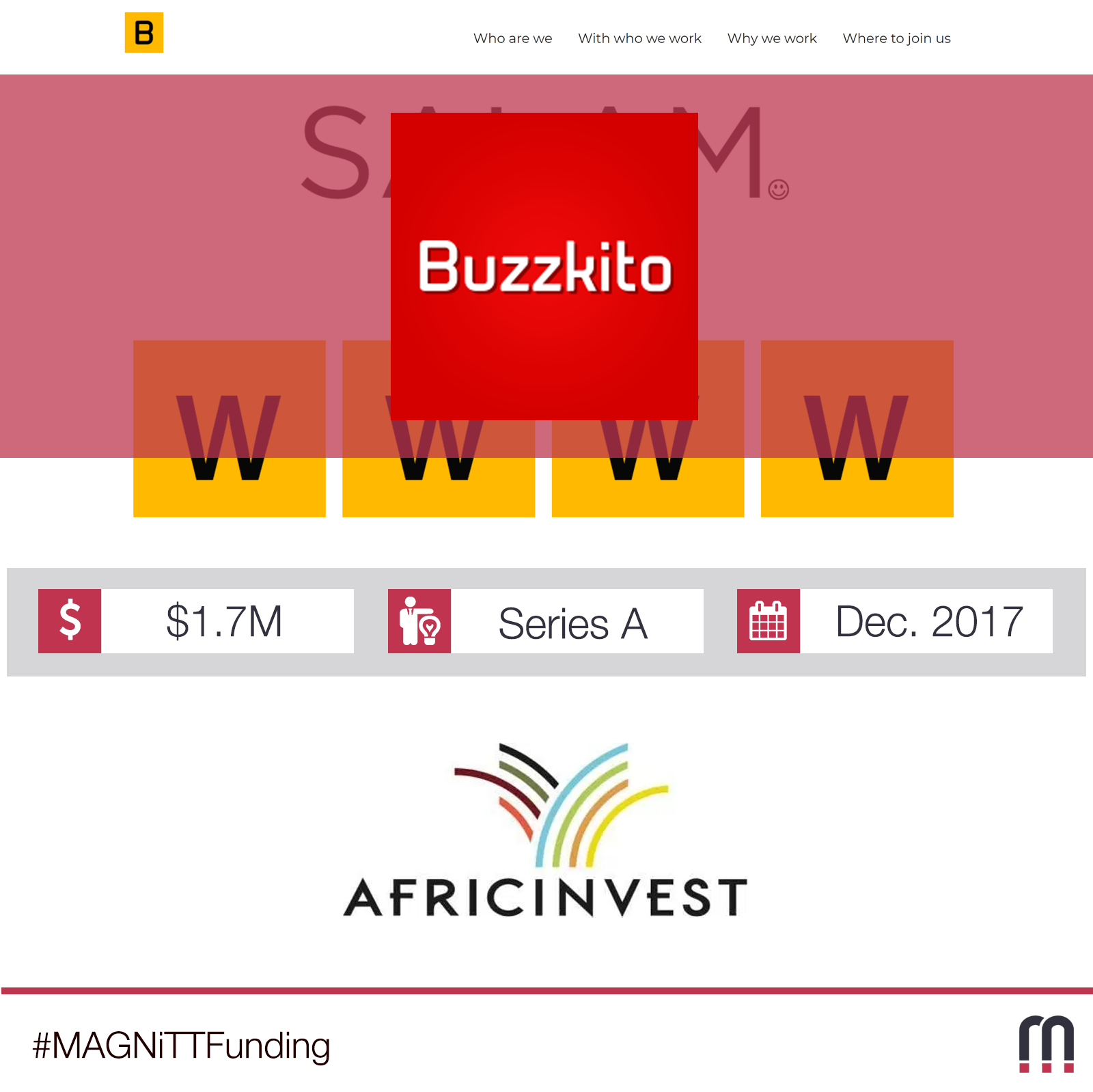 We Got Funded: Video Content Startup Buzzkito Raises US$1.7 Million From AfricInvest