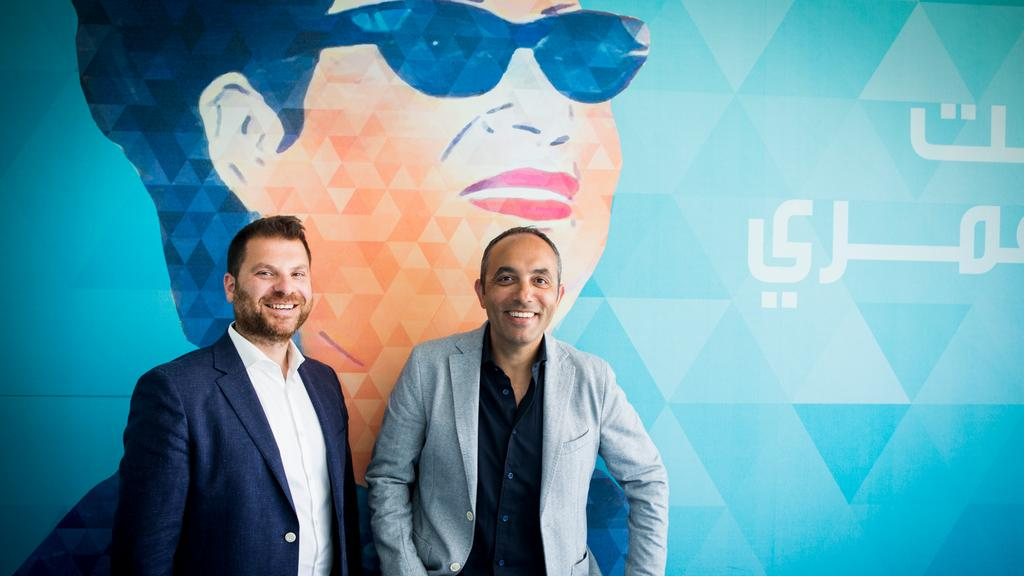 Anghami, a million-dollar venture in tune with the region