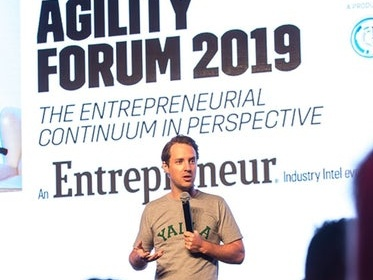 Magnus Olsson shares his Careem success story at the Entrepreneur Middle East's 2019 Enterprise Agility Forum: A story every aspiring entrepreneur should know