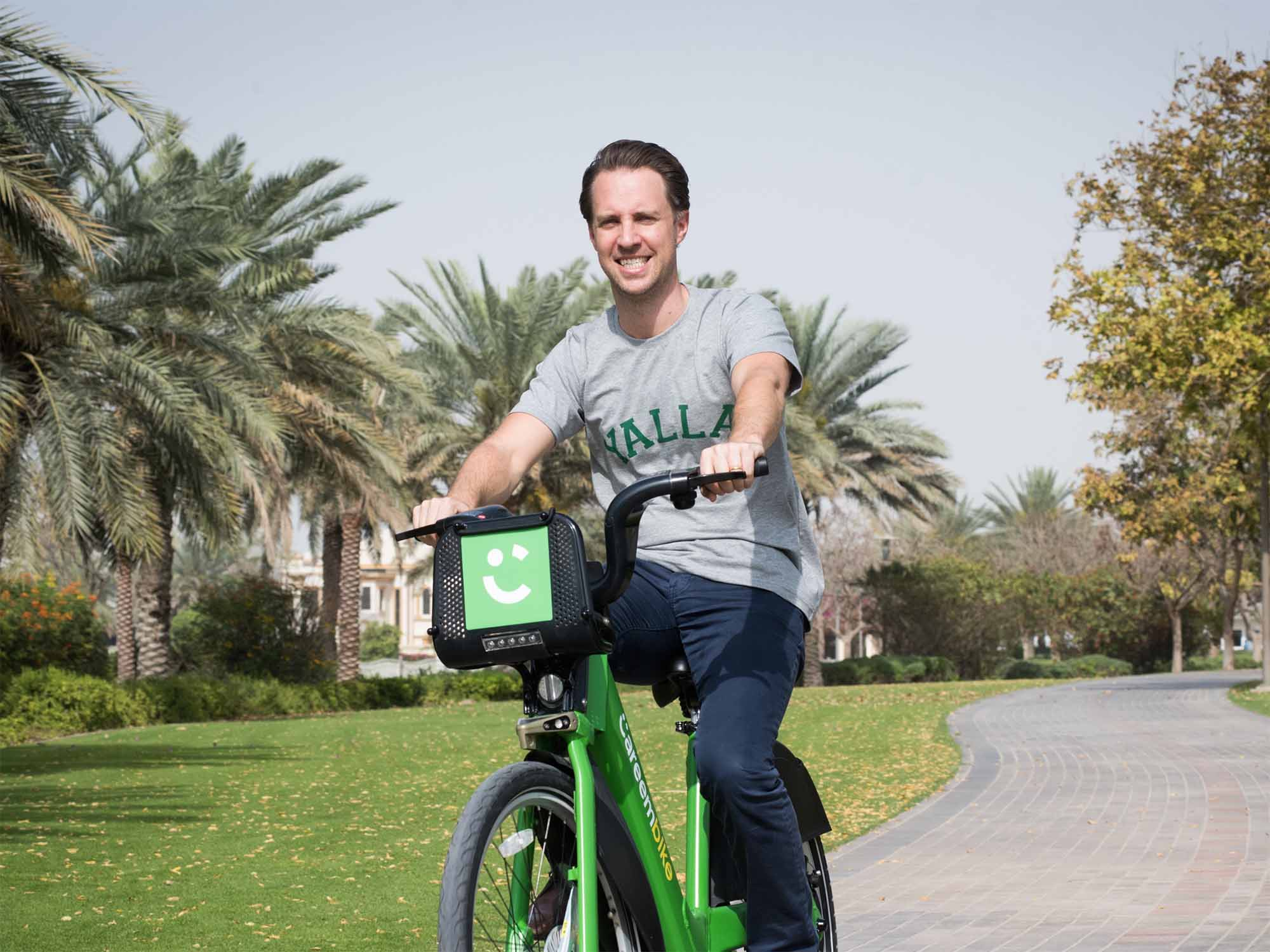 Careem enters micro-mobility space with acquisition of Cyacle